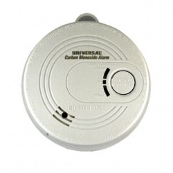 Universal Security Inst. - USI-7390 - USI USI-7390 Carbon Monoxide Alarms: Ac/dc W/battery Drawer