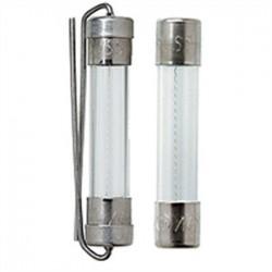 Cooper Bussmann - AGC-V-15-R - Eaton/Bussmann Series AGC-V-15-R 15 Amp Fast-Acting Glass Fuse, Axial, 1/4 x 1-1/4, 250V, RoHS