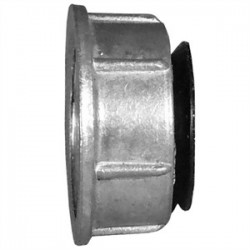 Emerson - GB-1000 - EGS GB-1000 Bushing, Insulated, Size: 4, 1/0 to 14 AWG, Zinc Die Cast