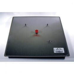 ProSoft Technology - A2419NJ-DP - Prosoft Technology A2419NJ-DP Antenna, Panel/Patch, Directional, 19 dBi Gain, 2.4 to 2.5 GHz