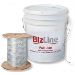 BizLine - RXPL-500 - Bizline RXPL-500 Pull Line, Measuring Tape, 2000', 500 Pound Capacity