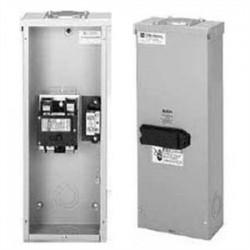 Eaton Electrical - RCC200SEBP - Eaton RCC200SEBP Breaker, Enclosure, 200A, 1-Phase, 10kAIC, Type BW/BR, NEMA 3R