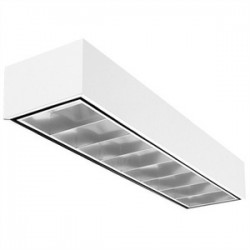Acuity Brands Lighting - 2PM3X 3 32 18LD MV - Lithonia Lighting 2PM3X 3 32 18LD MV Troffer Fixture, Parabolic, 88 Watt, 3 Lamp