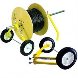 Rack-A-Tiers - 55455 - Rack-A-Tiers 55455 E-Z Roll Wire Rack