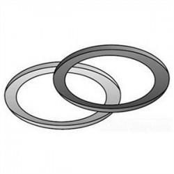 Emerson - 4QG-50 - OZ Gedney 4QG-50 Liquidtight Sealing Ring, 1/2, Neoprene Gasket
