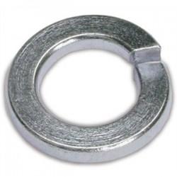 BizLine - 38LWSS - Bizline 38LWSS Split Lock Washer, 3/8, Stainless Steel, 100/PK
