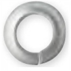 BizLine - R38LW188 - Bizline R38LW188 Split Lock Washer, Stainless Steel, 3/8, Jar of 100