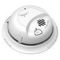 BRK Electronics - 9120B-GFD - BRK-First Alert 9120B-GFD Smoke Alarm, Hardwired, 18-Pack Gravity Feed Display, 120V AC/DC