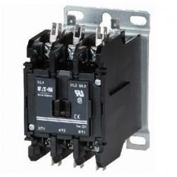 Eaton Electrical - C25DND330C - Eaton C25DND330C Contactor, Definite Purpose, 3P, 30A, 480VAC Coil, 600VAC