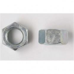 BizLine - 1024HNSS - Bizline 1024HNSS Machine Screw Hex Nut, #10-24, Stainless Steel, 100/PK