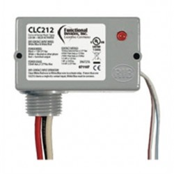 Functional Devices - CLC212 - 120 to 277V Closet Light Controller, Gray, New Construction Installation Installation Type