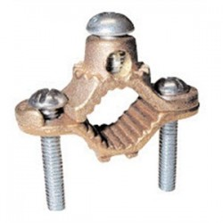 Greaves - G13 - Greaves G13 Water Pipe Ground Clamp, 4-1/2 to 6 Pipe, Bronze