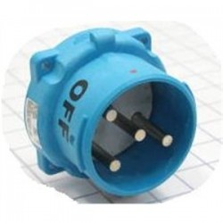 Meltric - 33-68163 - Meltric 33-68163 Ds60 Inlet