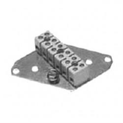 Appleton Electric - GRTB6-3 - Appleton GRTB6-3 Terminal Strip, Type: GRTB, 6 Position Terminal Block Kit