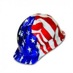3M - 91275-80001T - 3M 91275-80001T Patriotic Hard Hat