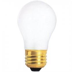 Satco - 15A15/F - Satco 15A15/F 15 Watt Bulb A15 Frost Incandescent