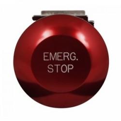 Eaton Electrical - 10250ED1080 - Eaton 10250ED1080 30Mm Push-Pull Operator, E-Stop, 65Mm Mushroom Lens