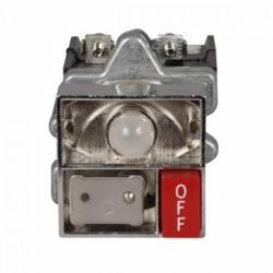 Eaton Electrical - E30DG - Eaton E30DG 30.5 Mm, Square Multifunction Pushbutton Operator