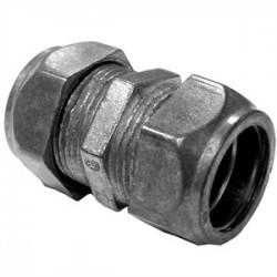 Appleton Electric - TC617 - Appleton TC617 EMT Compression Coupling, 2-1/2, Zinc Die Cast, Concrete Tight