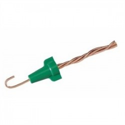 IDEAL Electrical / IDEAL Industries - 30-092J - Ideal 30-092J GREENING GROUNDING 92,