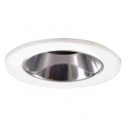 Eaton Electrical - 3007WHC - Halo 3007WHC 3 Trim Lensed Shower Light, White/Clear