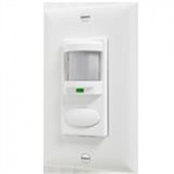 Acuity Brands Lighting - WSD GY - Sensor Switch WSD GY Occupancy Sensor, Infrared, Wall Mount, Gray