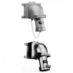 Appleton Electric - ADJA1034-200 - Appleton ADJA1034-200 Recp & Mtg Box 100a 3w4p