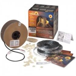 Emerson - DFT 1048 - Easyheat DFT 1048 Cable Kit, 43 - 54 Feet, Orange