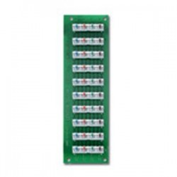 Leviton - 47603-110 - Leviton 47603-110 1 x 9 Bridged, Telephone Expansion Board, LIN Integrated Network