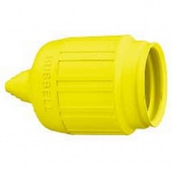 Hubbell - 60CM31 - Hubbell-Wiring Kellems 60CM31 SHORT WP BOOT, YELLOW