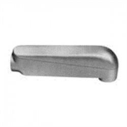 Bridgeport Fittings - MLB-45 - Bridgeport Fittings MLB-45 Conduit Body, Type: LB, Size: 1-1/2, Mogul, Cover/Gasket, Aluminum