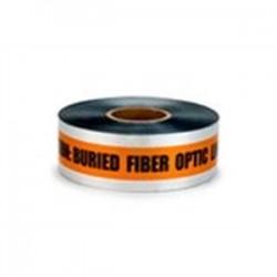 3M - 409 - 3M 409 Caution Buried Fiber Optic Line Below Barricade Tape, 6 x 1000'