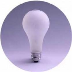 Osram - 150A23-120V - SYLVANIA 150A23-120V Incandescent Bulb, A23, 150W, 120V, Frosted