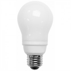 TCP - 11304 - TCP 11304 Compact Fluorescent Lamp, A-Shape, 4W, 120V, 2700K