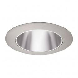 Acuity Brands Lighting - 17PT-SC - Juno Lighting 17PT-SC Cone Trim, 4, Pewter Alzak Reflector/Satin Chrome
