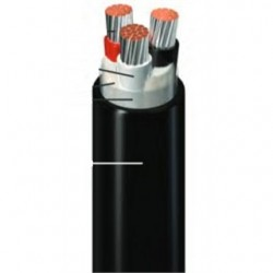 General Cable - 274820 - General Cable 274820 Flexible Power Cable, 6 AWG, 3 Cores, Unarmored
