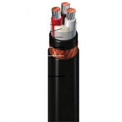 General Cable - 279270 - General Cable 279270 Flexible Power Cable, Type P, 6/4 AWG, Armored/Sheathed, 600V