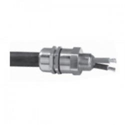 Appleton Electric - 50SPX1505 - Appleton 50SPX1505 Cable Gland, Size: 50S, NPT: 1-1/2, Nickel Plated Brass