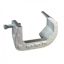 Appleton Electric - AJ-125-150 - Appleton AJ-125-150 Pipe Hanger, Conduit Size: 1-1/4 to 1-1/2, Malleable Iron