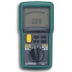 Greenlee / Textron - 5880 - Greenlee 5880 Megohmmeter Ohm Meter