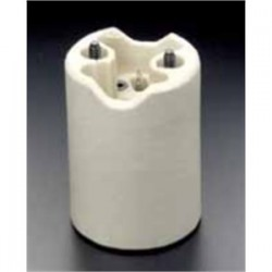 Leviton - 70048-500 - Leviton 70048-500 Medium Base Lampholder, HID/Incandescent