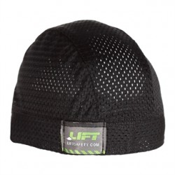 Lift Safety - AST-6Y - Lift Safety AST-6Y Sweat Beanie, Black
