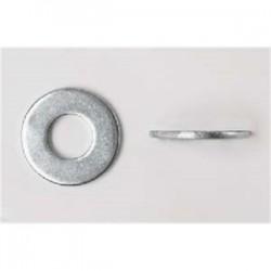 BizLine - 10FWSS - Bizline 10FWSS Flat Washer, SAE, # 10, Stainless Steel, Jar of 100