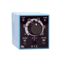 IDEC - RTE-B1AF20 - IDEC RTE-B1-AF20 Relay, Timing, 100 -240VAC, 8 Pin, Multi-Function, Power Triggered