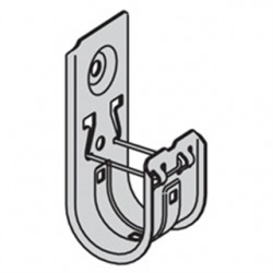 Eaton Electrical - BCH21 - Cooper B-Line BCH21 Cable Hook, Communication and Low Voltage, 1-5/16, Steel