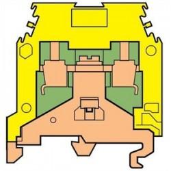 ABB - 0165 113.16 - ABB Entrelec 0165 113.16 Terminal Block, Ground, 6mm, Type: 4/6.P, Green/Yellow