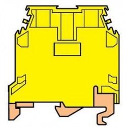 ABB - 0165 115.10 - ABB Entrelec 0165 115.10 Terminal Block, Ground, 10mm, Type: 6/8.P, Green/Yellow