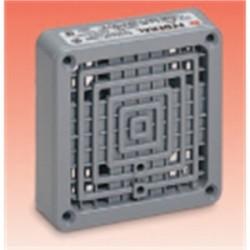 Federal Signal - FB - Federal Signal FB Wall Box, Flush Mount, Size: 4-3/8 x 2-7/8