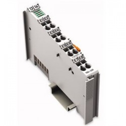 Wago - 750-430 - Wago 750-430 I/O Module, Digital Input, 24VDC, 1 Conductor, High Side Switching