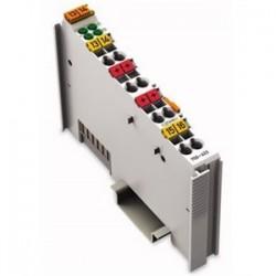 Wago - 750-433 - Wago 750-433 I/O Module, 4 Channel Digital Input, 24 Volt DC, 2 Conductor